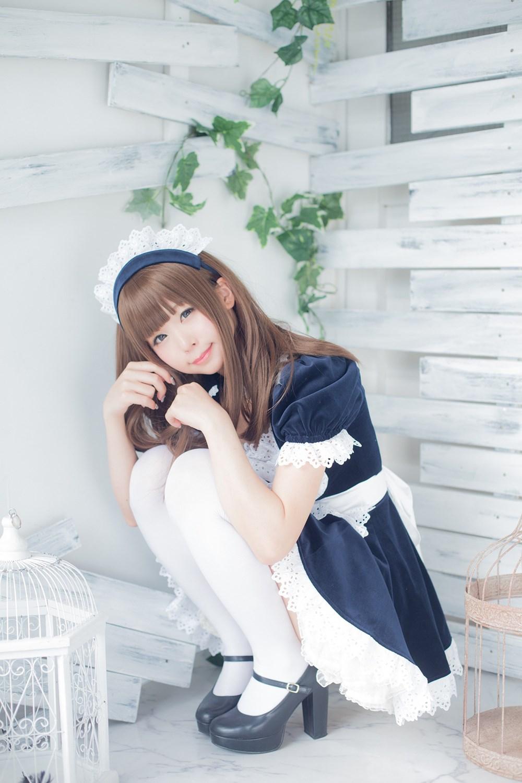 【兔玩映画】白丝女仆 兔玩映画 第28张