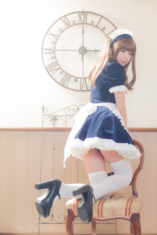 【兔玩映画】白丝女仆 兔玩映画 第21张