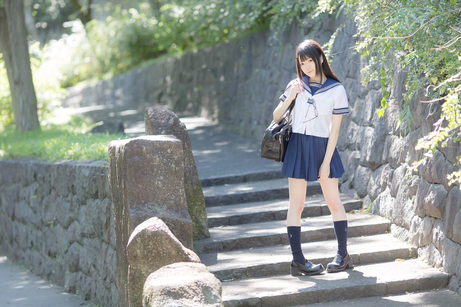 【兔玩映画】死库水与水手服 兔玩映画 第12张