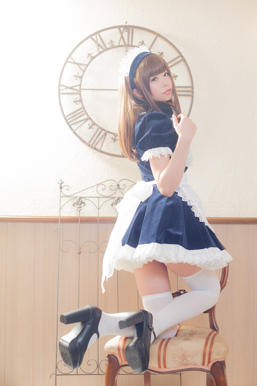 【兔玩映画】白丝女仆 兔玩映画 第20张
