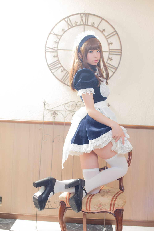 【兔玩映画】白丝女仆 兔玩映画 第19张