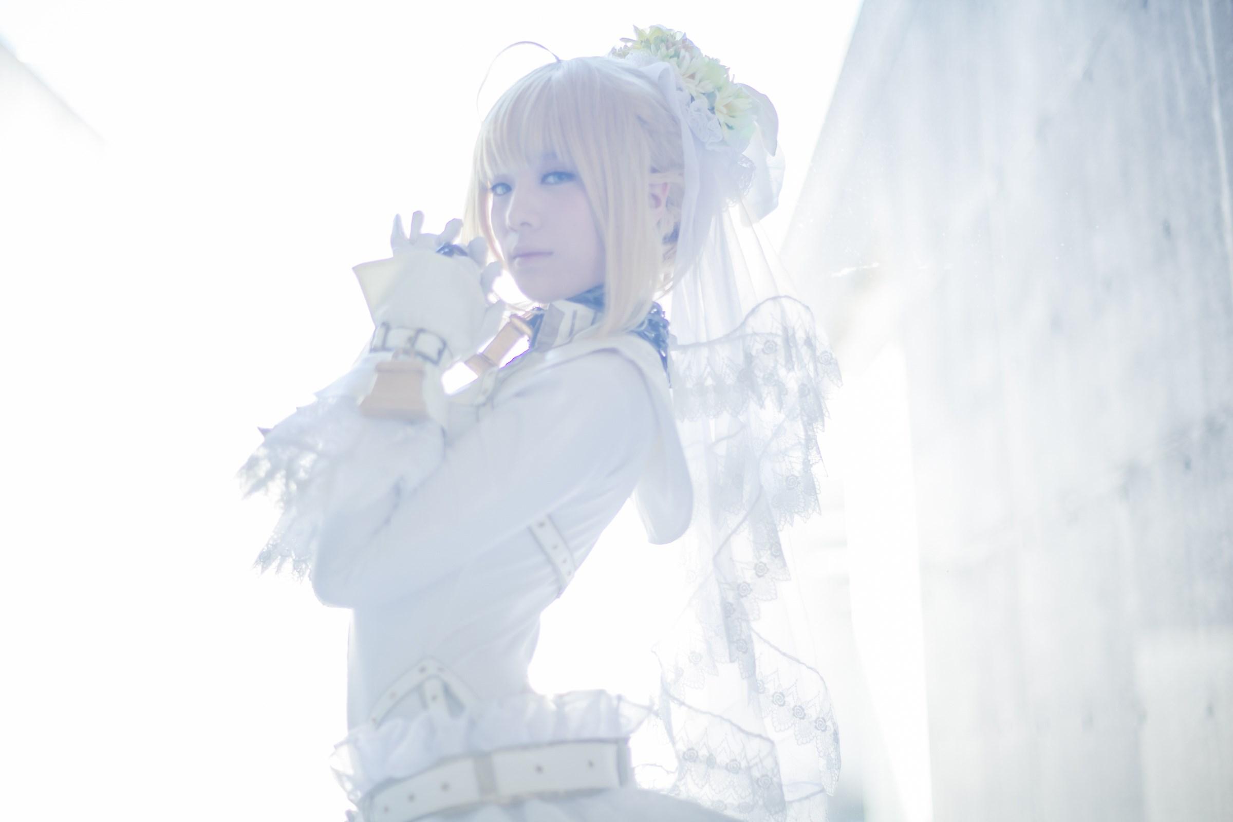 【兔玩映画】fate尼禄 兔玩映画 第39张