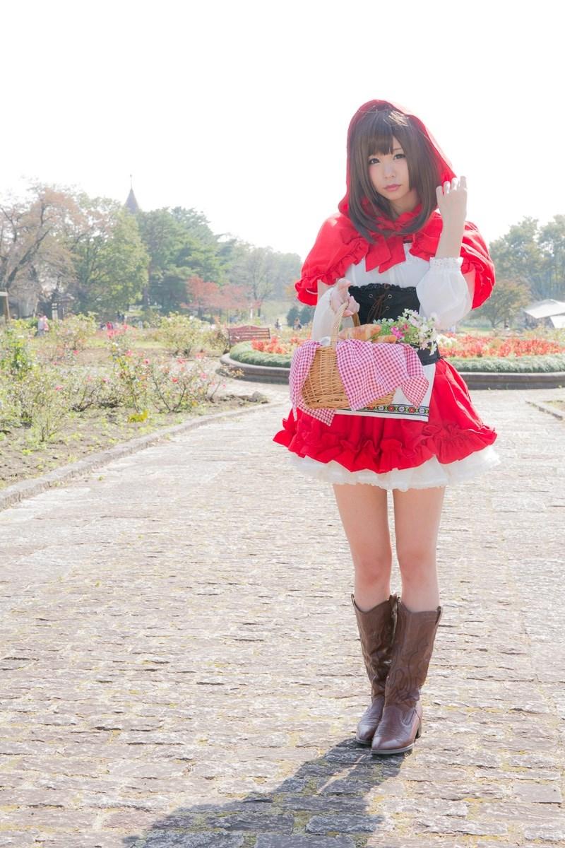 【兔玩映画】小红帽 兔玩映画 第1张