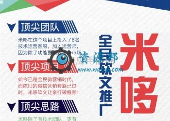 【永久会员专享】米哆全民软文推广视频商城综合版包更新【更新至V5.3.8】