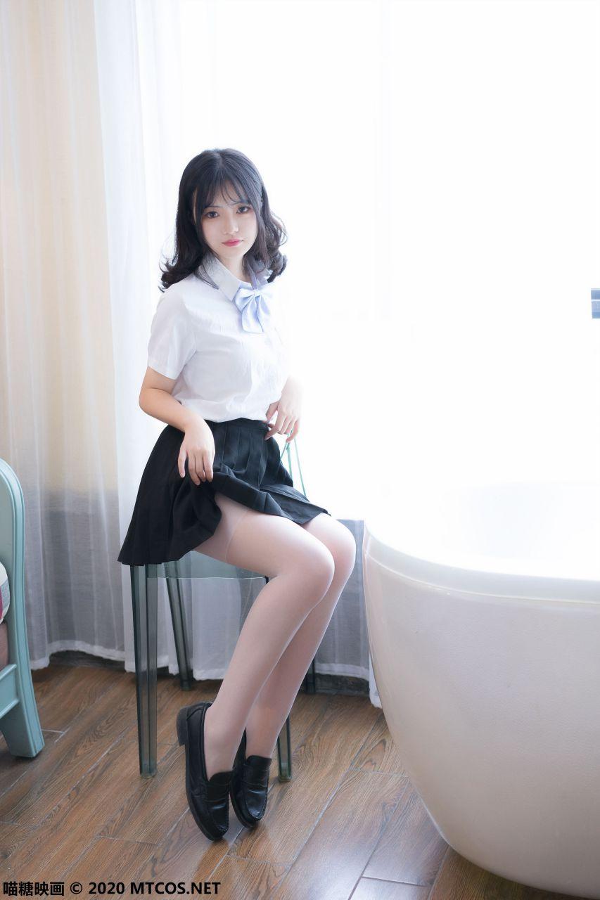 【喵糖映画】喵糖映画 – VOL.093 丝袜酷女孩 [41P-361M] 喵糖映画 第1张