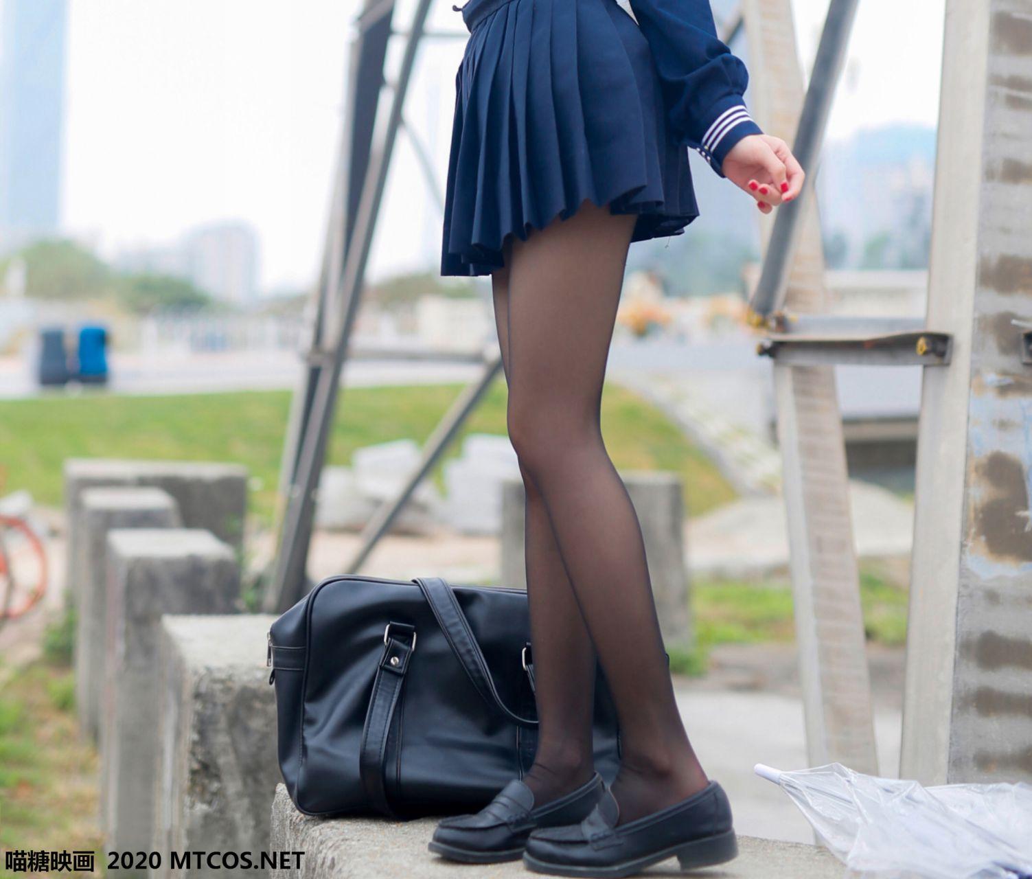 【喵糖映画】喵糖映画 – VOL.098 JK制服少女 [44P-579M] 喵糖映画 第5张