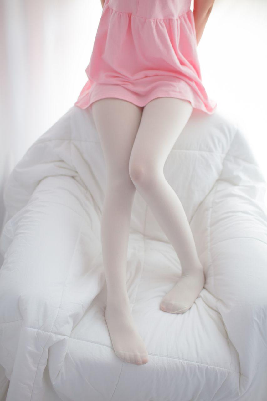 少女秩序 EXVOL.01 超好看的白丝写真 兔玩映画 第32张