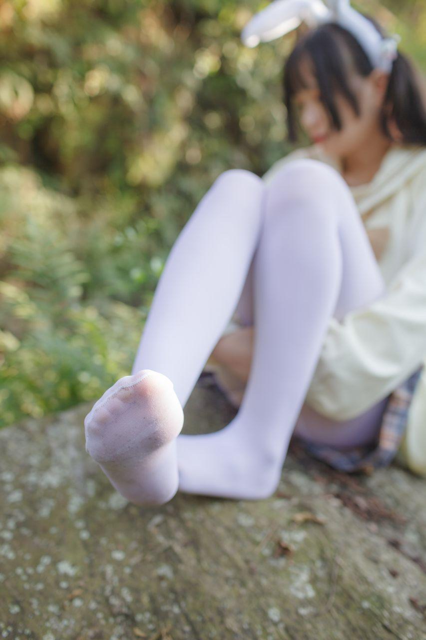 少女秩序 EXVOL.02 白丝户外 活捉野外小姐姐 兔玩映画 第26张