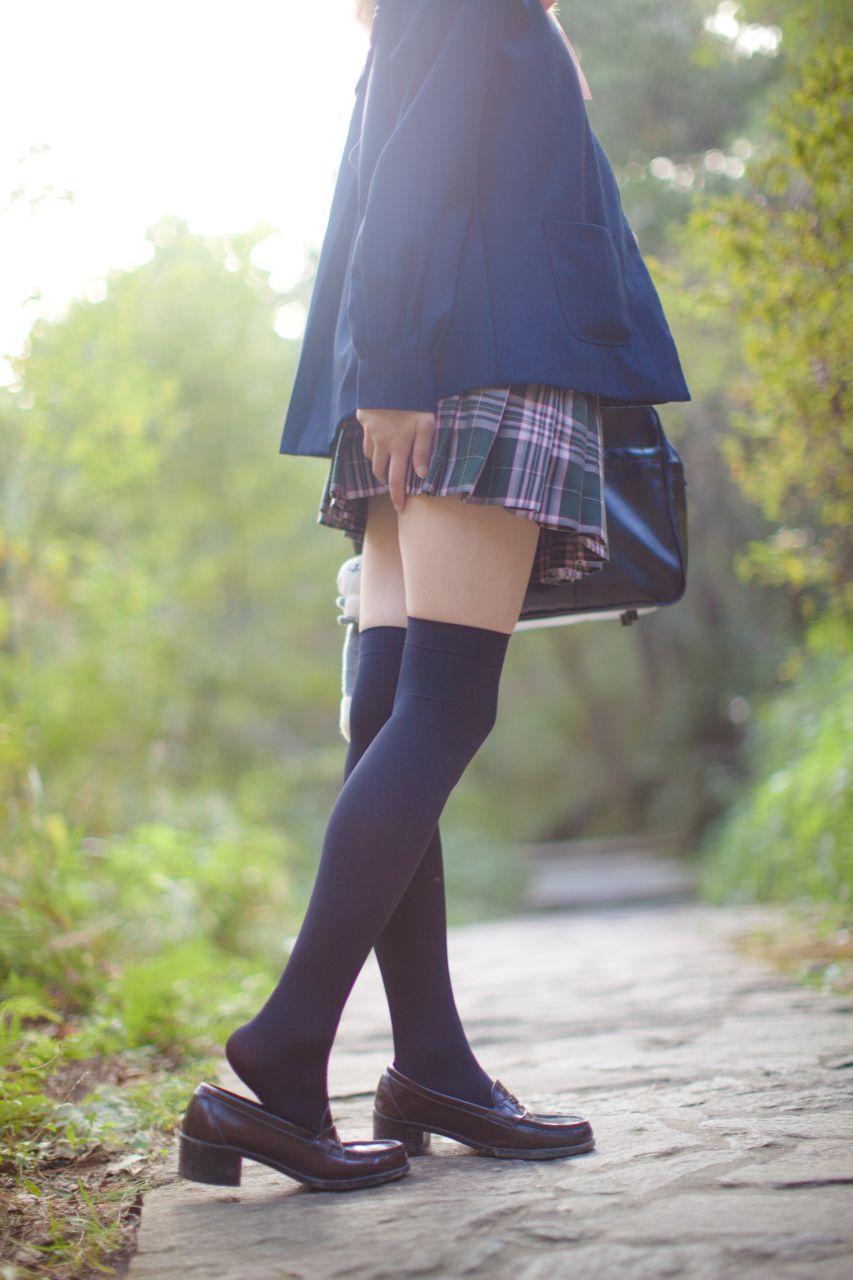 少女秩序 EXVOL.02 白丝户外 活捉野外小姐姐 兔玩映画 第48张
