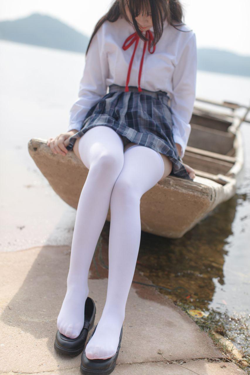 少女秩序 EXVOL.02 白丝户外 活捉野外小姐姐 兔玩映画 第73张