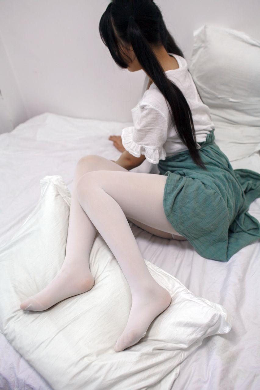 少女秩序 EXVOL.03 私房白丝美腿 兔玩映画 第23张