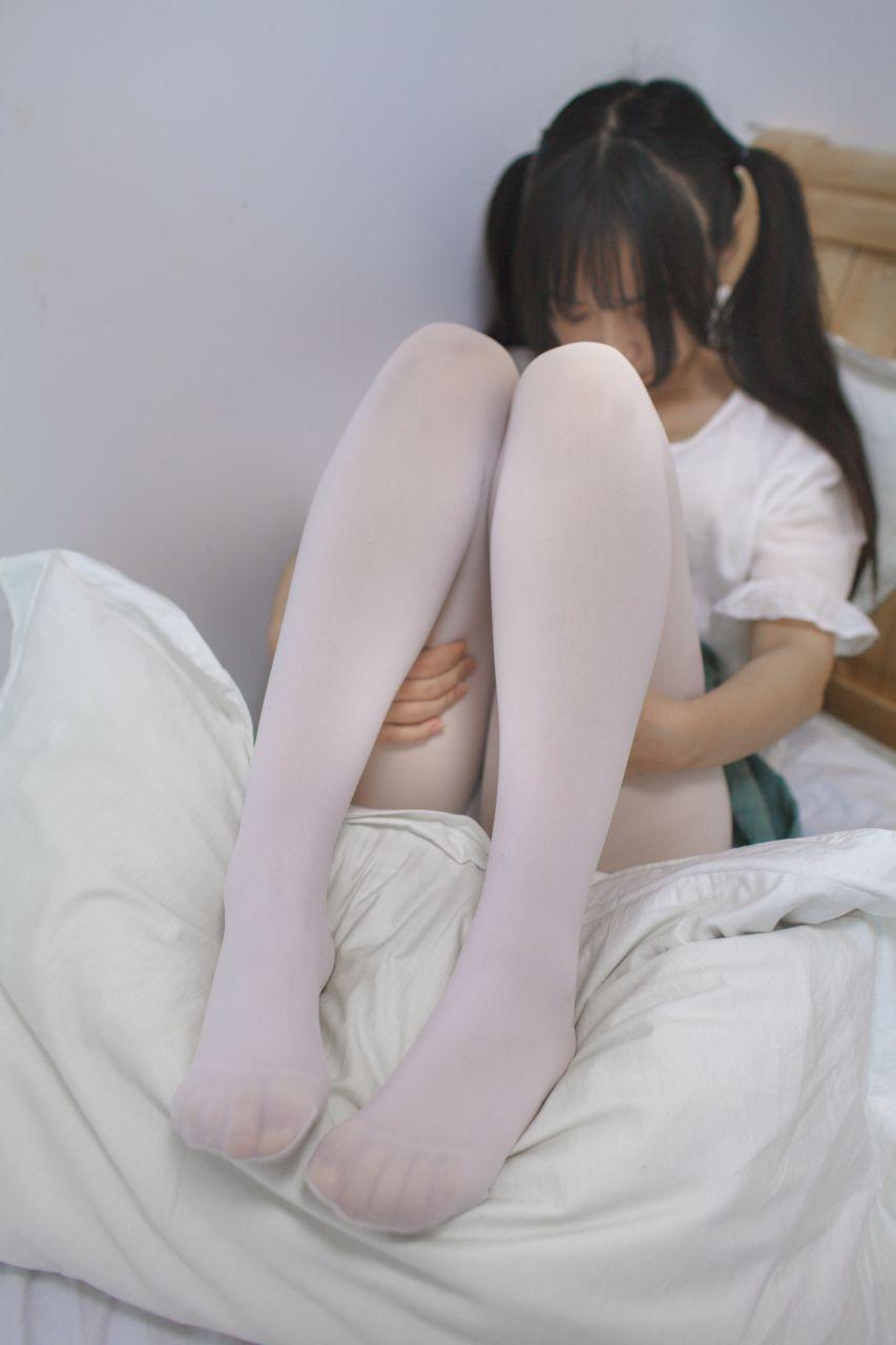 少女秩序 EXVOL.03 私房白丝美腿 兔玩映画 第35张