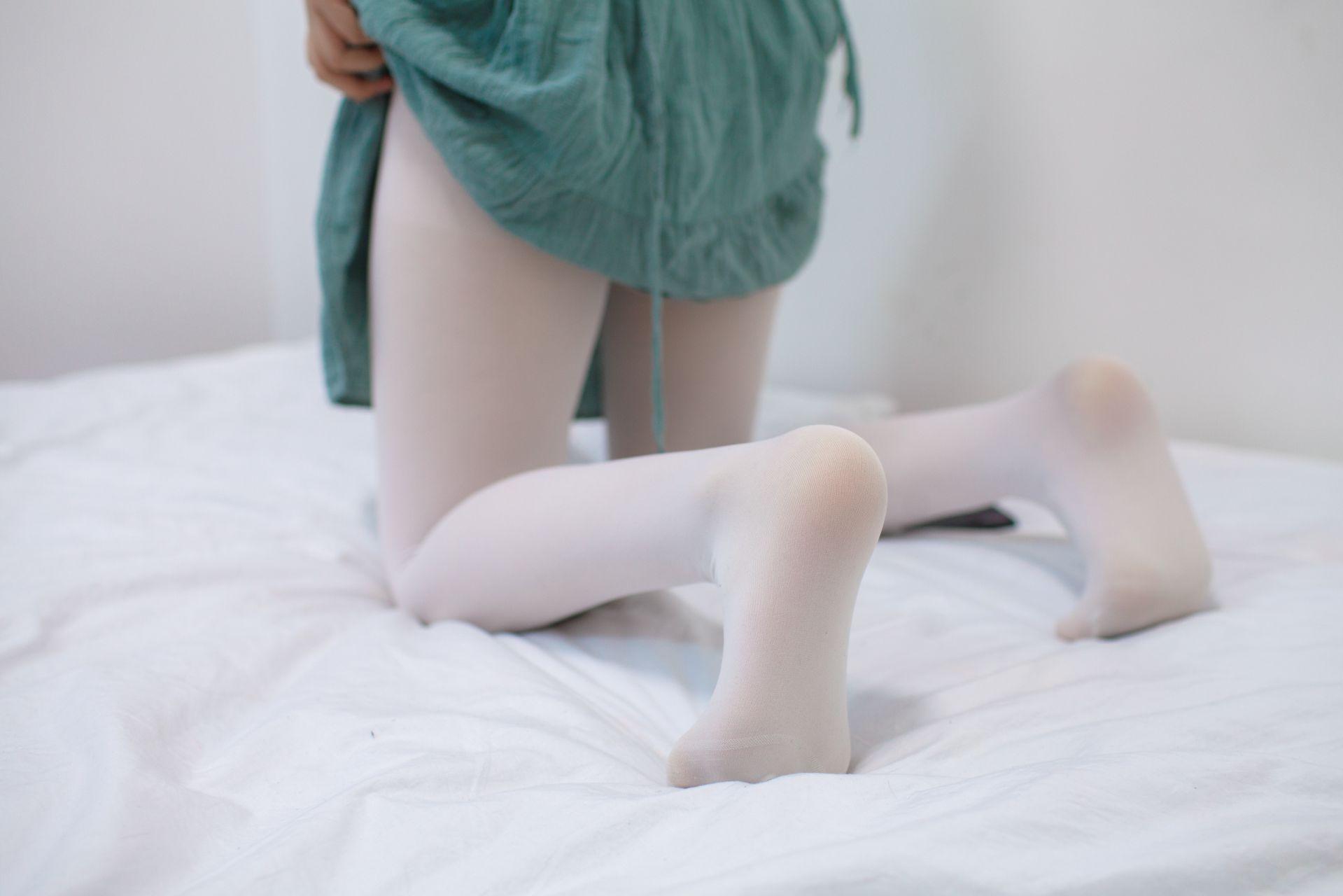 少女秩序 EXVOL.03 私房白丝美腿 兔玩映画 第37张