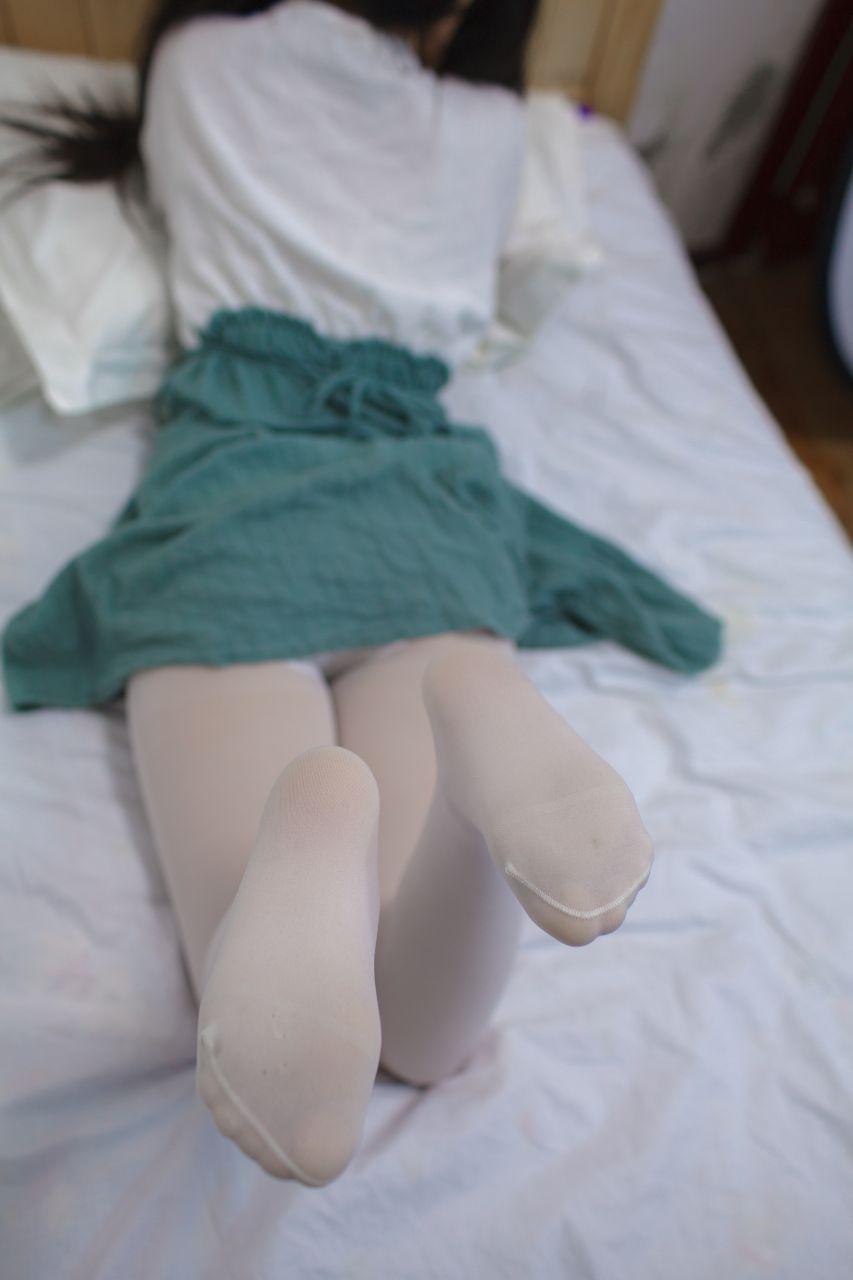 少女秩序 EXVOL.03 私房白丝美腿 兔玩映画 第44张