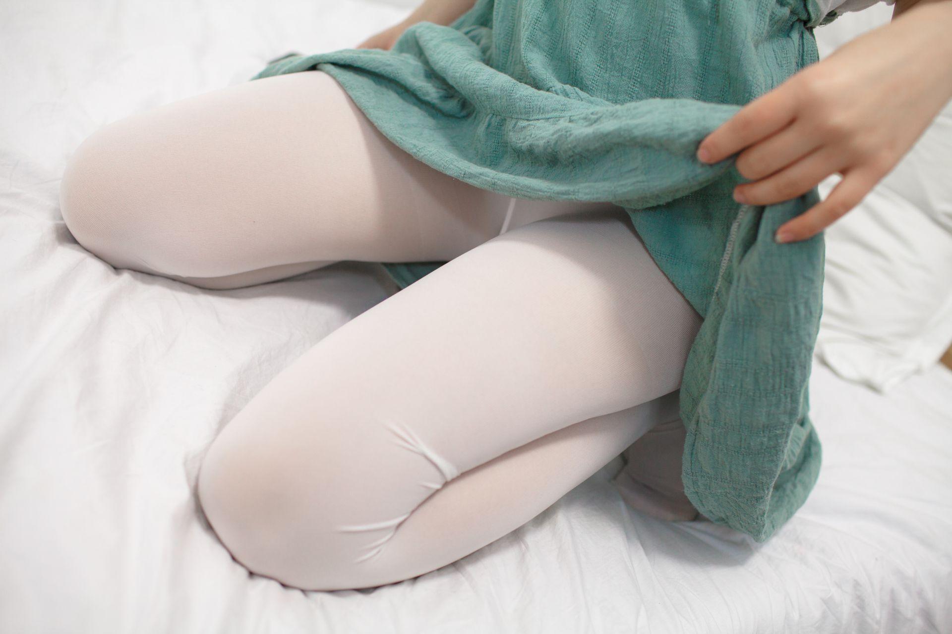 少女秩序 EXVOL.03 私房白丝美腿 兔玩映画 第61张