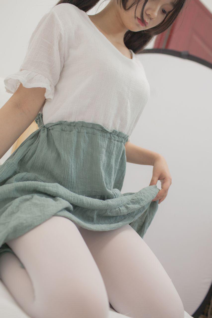 少女秩序 EXVOL.03 私房白丝美腿 兔玩映画 第62张