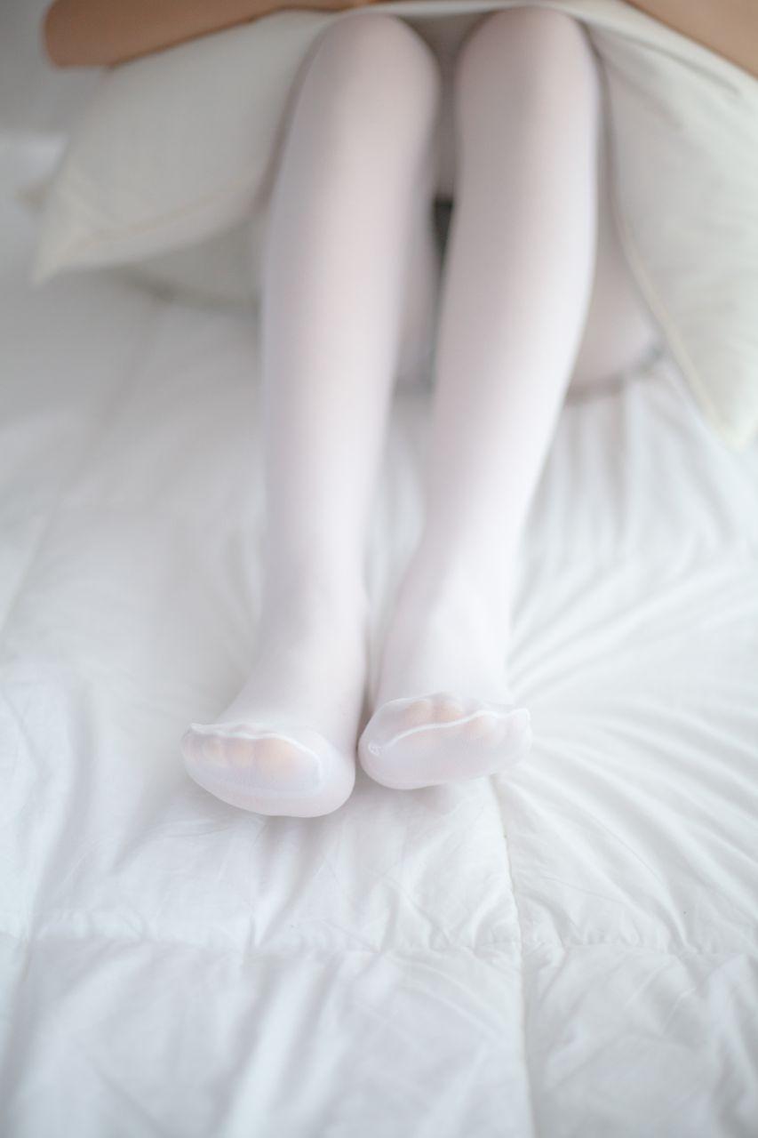 少女秩序 VOL.001 白色丝袜~ 兔玩映画 第10张