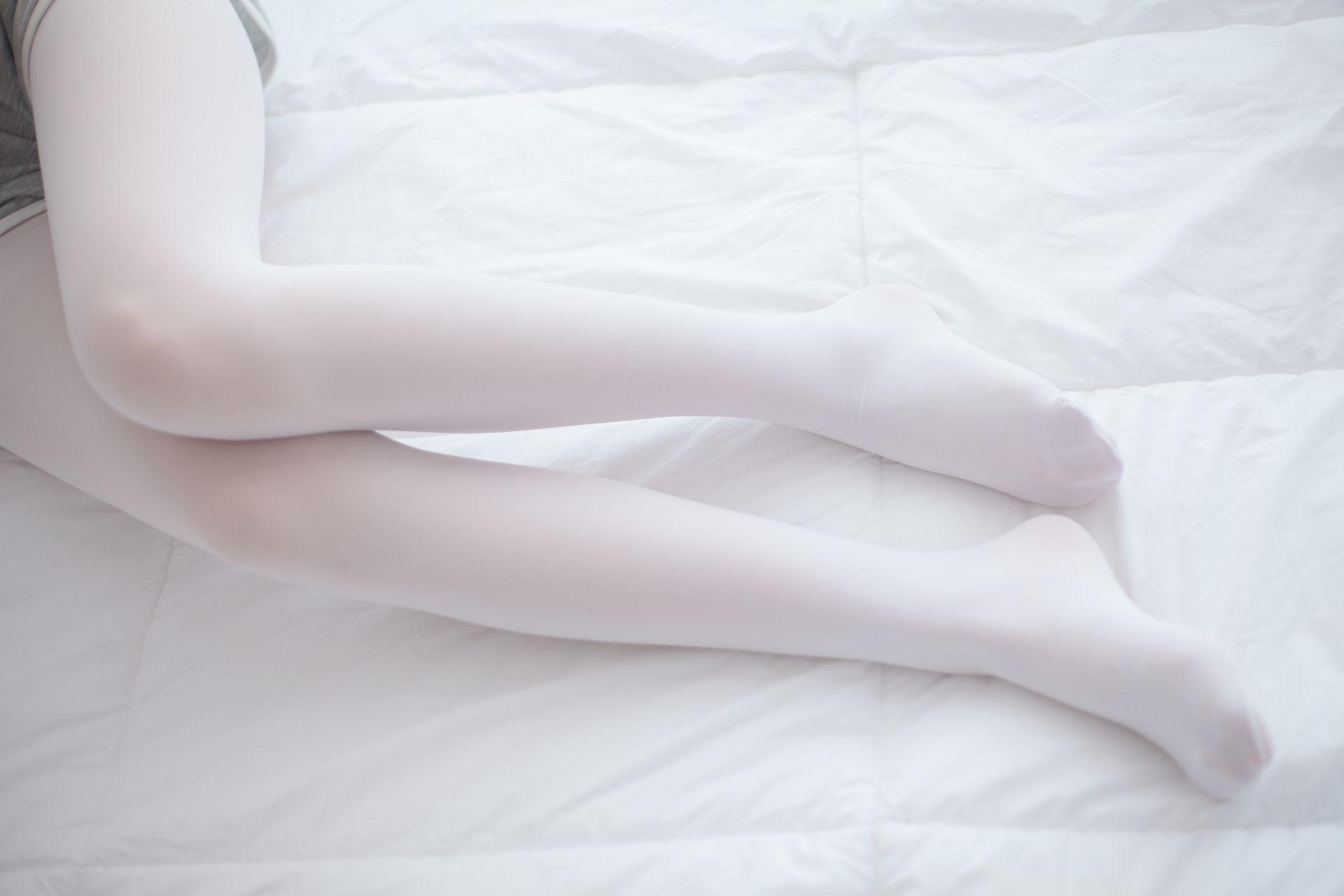 少女秩序 VOL.001 白色丝袜~ 兔玩映画 第16张