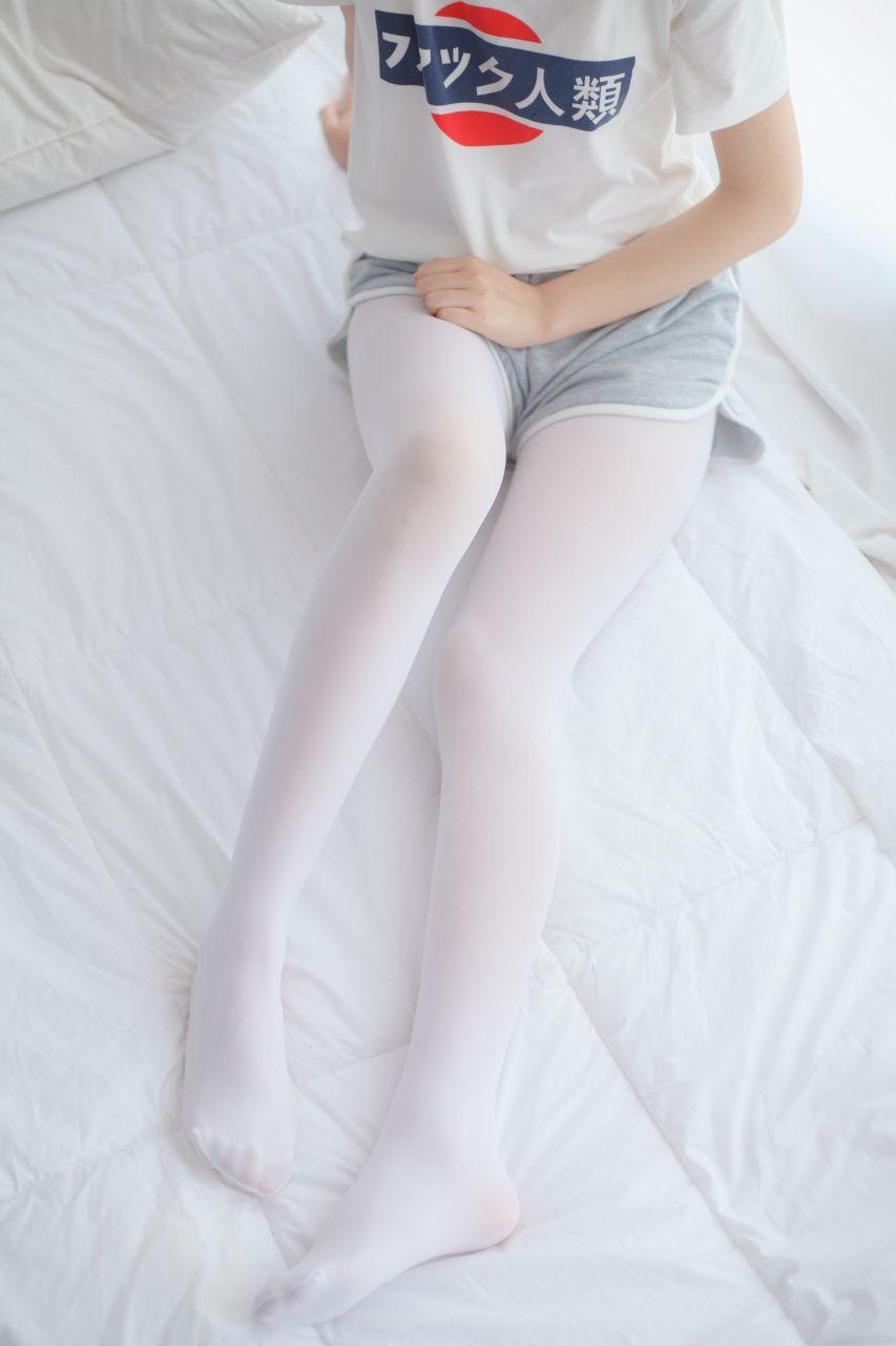 少女秩序 VOL.001 白色丝袜~ 兔玩映画 第18张