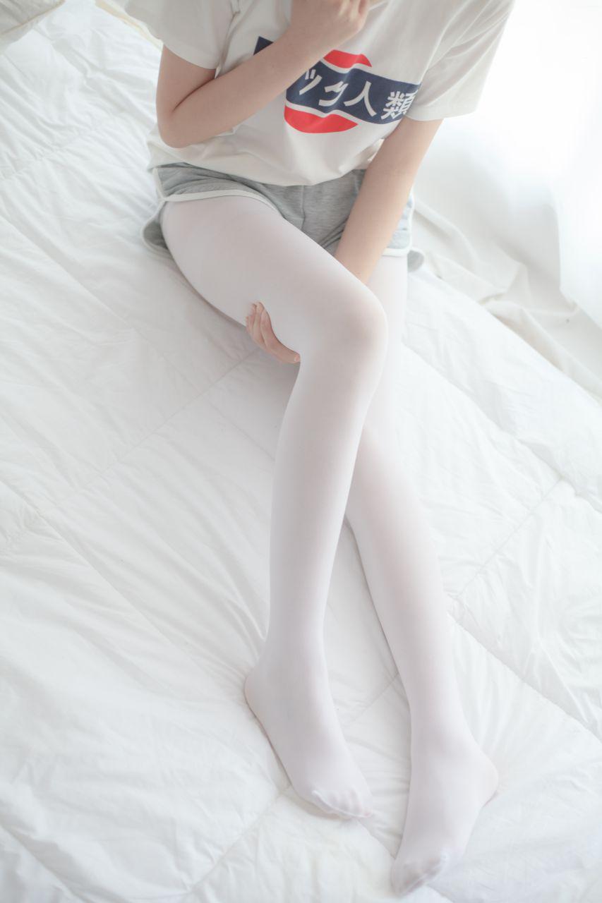 少女秩序 VOL.001 白色丝袜~ 兔玩映画 第19张