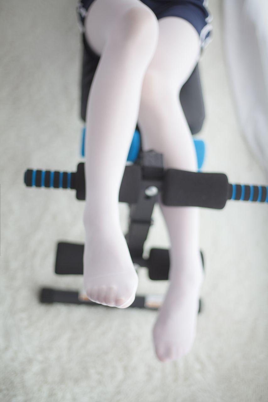 少女秩序 VOL.002 我爱健身 兔玩映画 第4张
