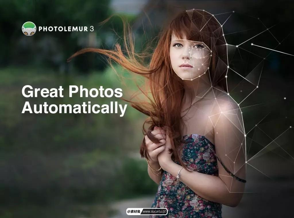PS&LR插件:人工智能AI图片处理优化软件 人工修图软件Photolemur 插件可挂载PS&LR PS插件 第2张
