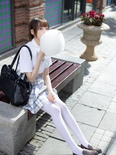 【森萝财团】森萝财团写真 – SSR-011 白丝棉花糖女孩 [104P-1.38GB]