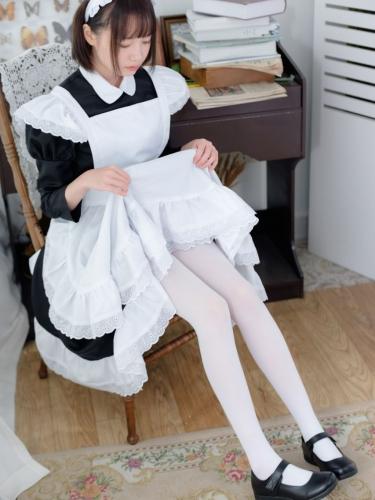【森萝财团】森萝财团写真 – SSR-005 可爱的女仆 [85P-482MB]