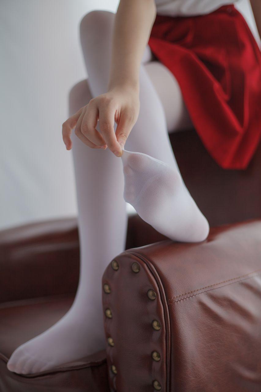 少女秩序 VOL.004 艳丽的小红裙 兔玩映画 第9张