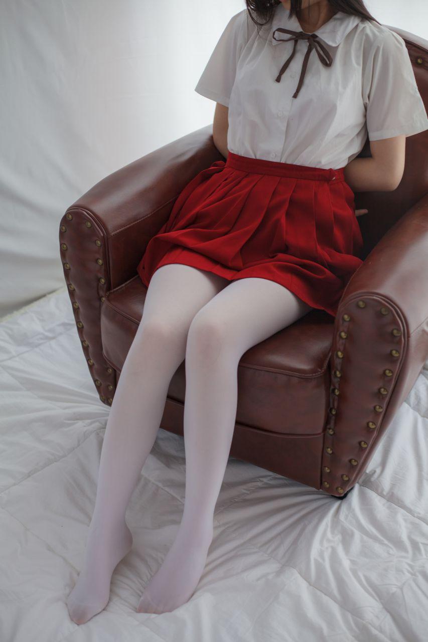 少女秩序 VOL.004 艳丽的小红裙 兔玩映画 第12张