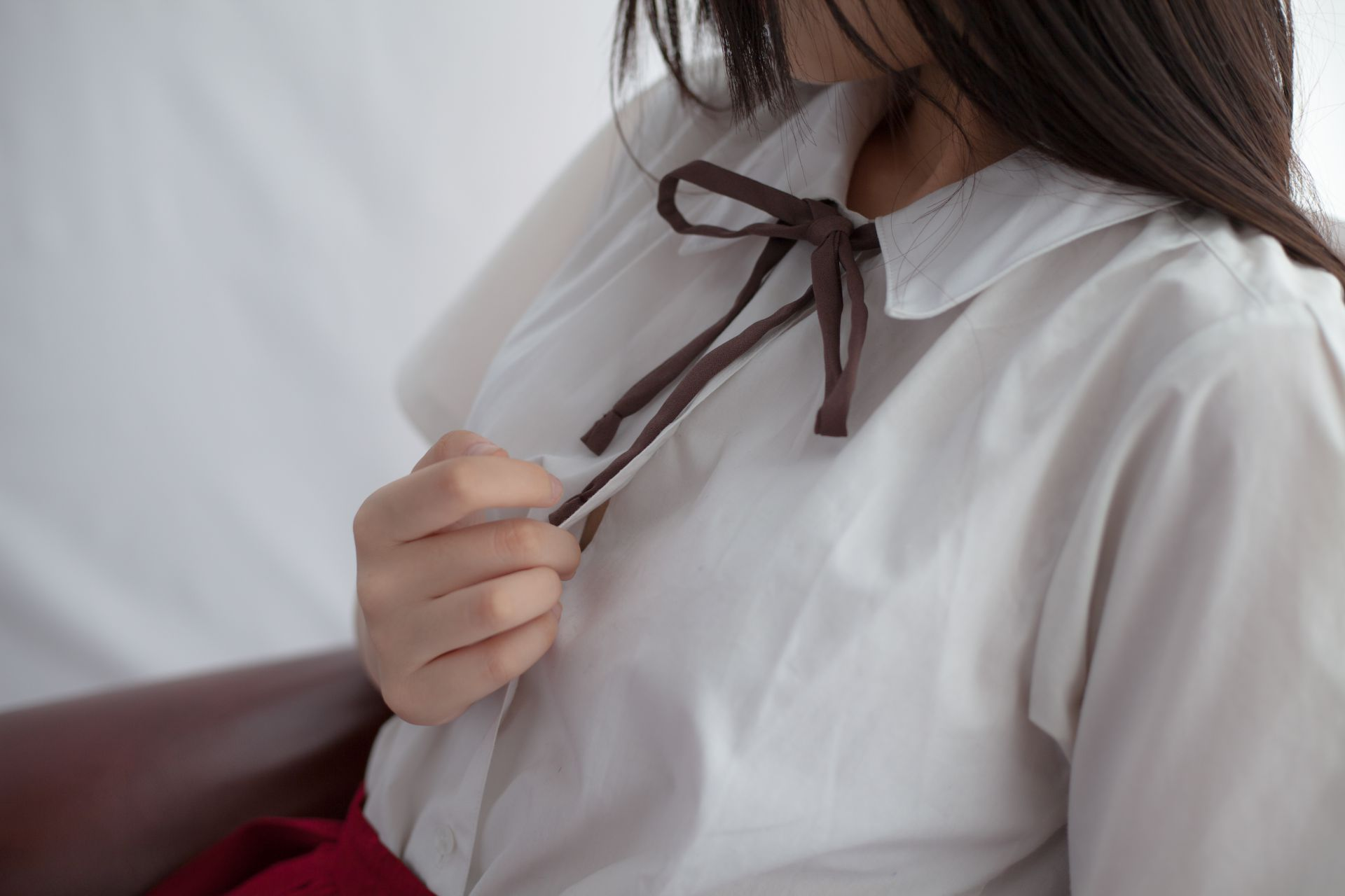 少女秩序 VOL.004 艳丽的小红裙 兔玩映画 第14张