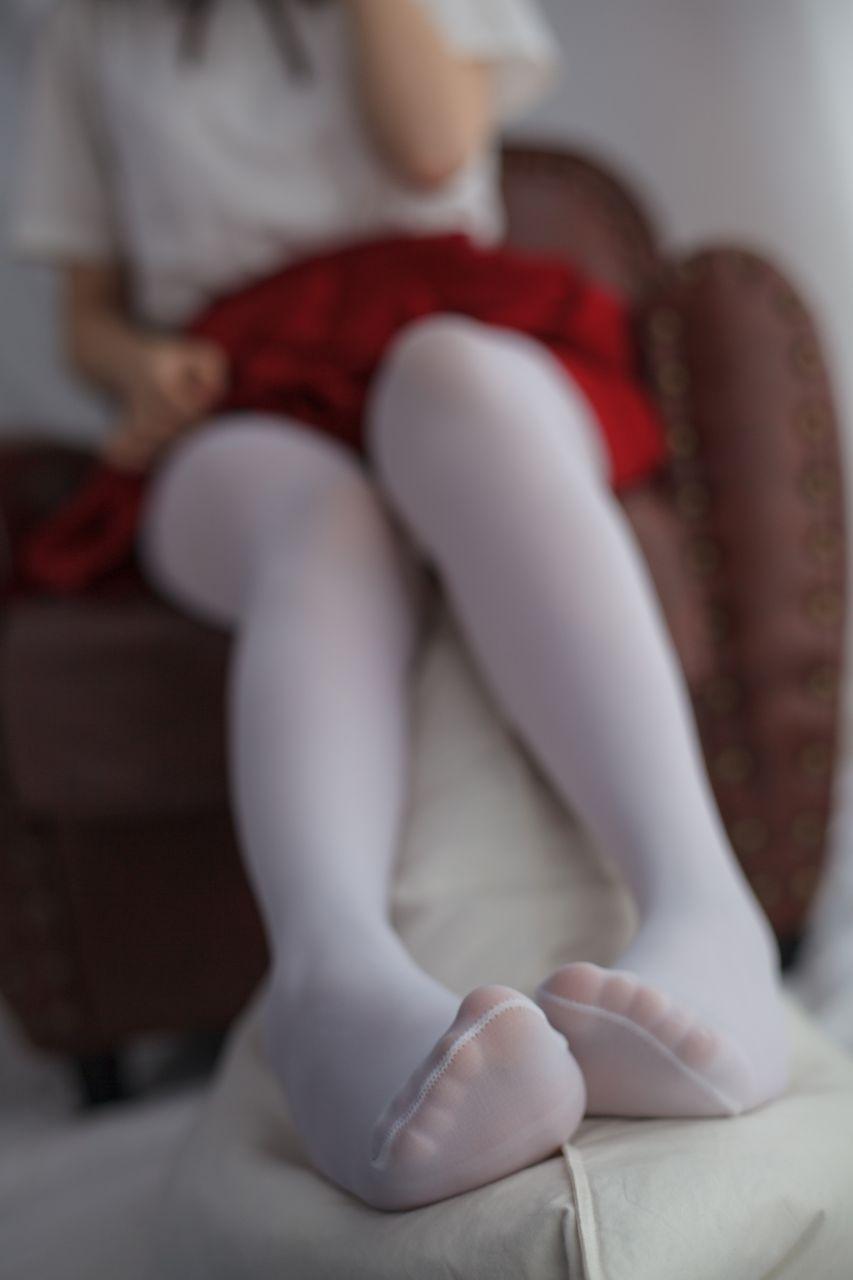 少女秩序 VOL.004 艳丽的小红裙 兔玩映画 第19张