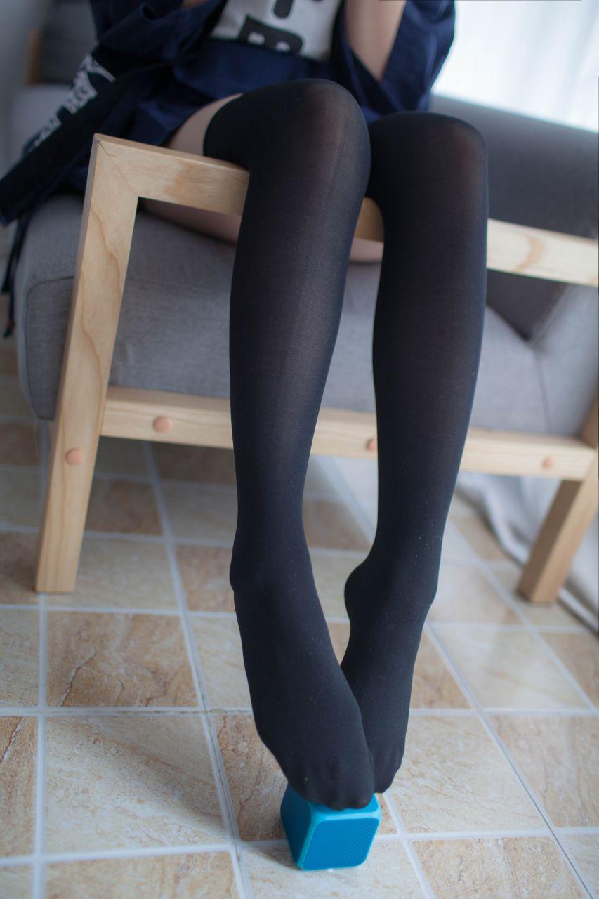 少女秩序 VOL.006 新买的黑丝 兔玩映画 第27张