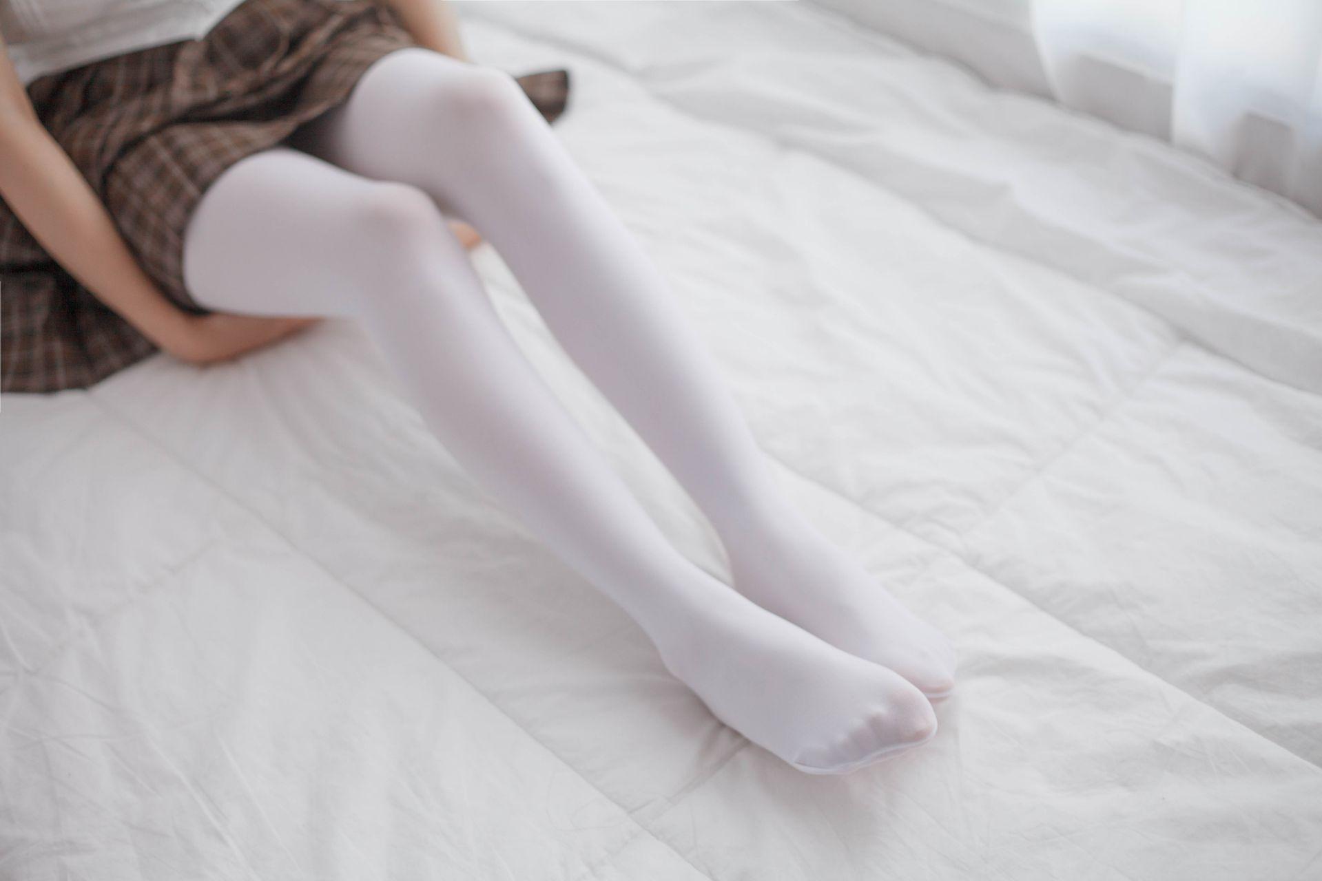 少女秩序 VOL.007 格子短裙的诱惑 兔玩映画 第51张