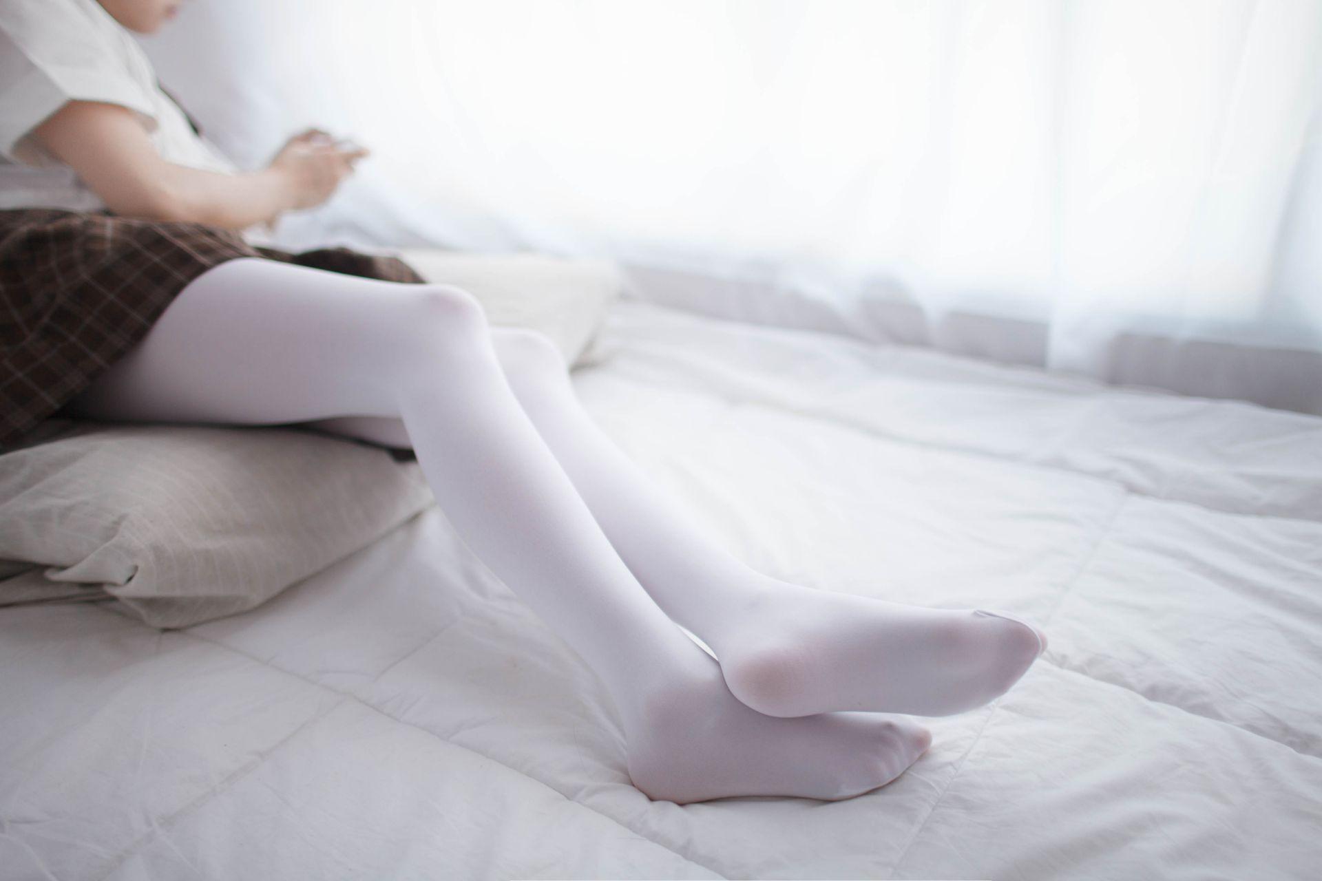 少女秩序 VOL.007 格子短裙的诱惑 兔玩映画 第11张