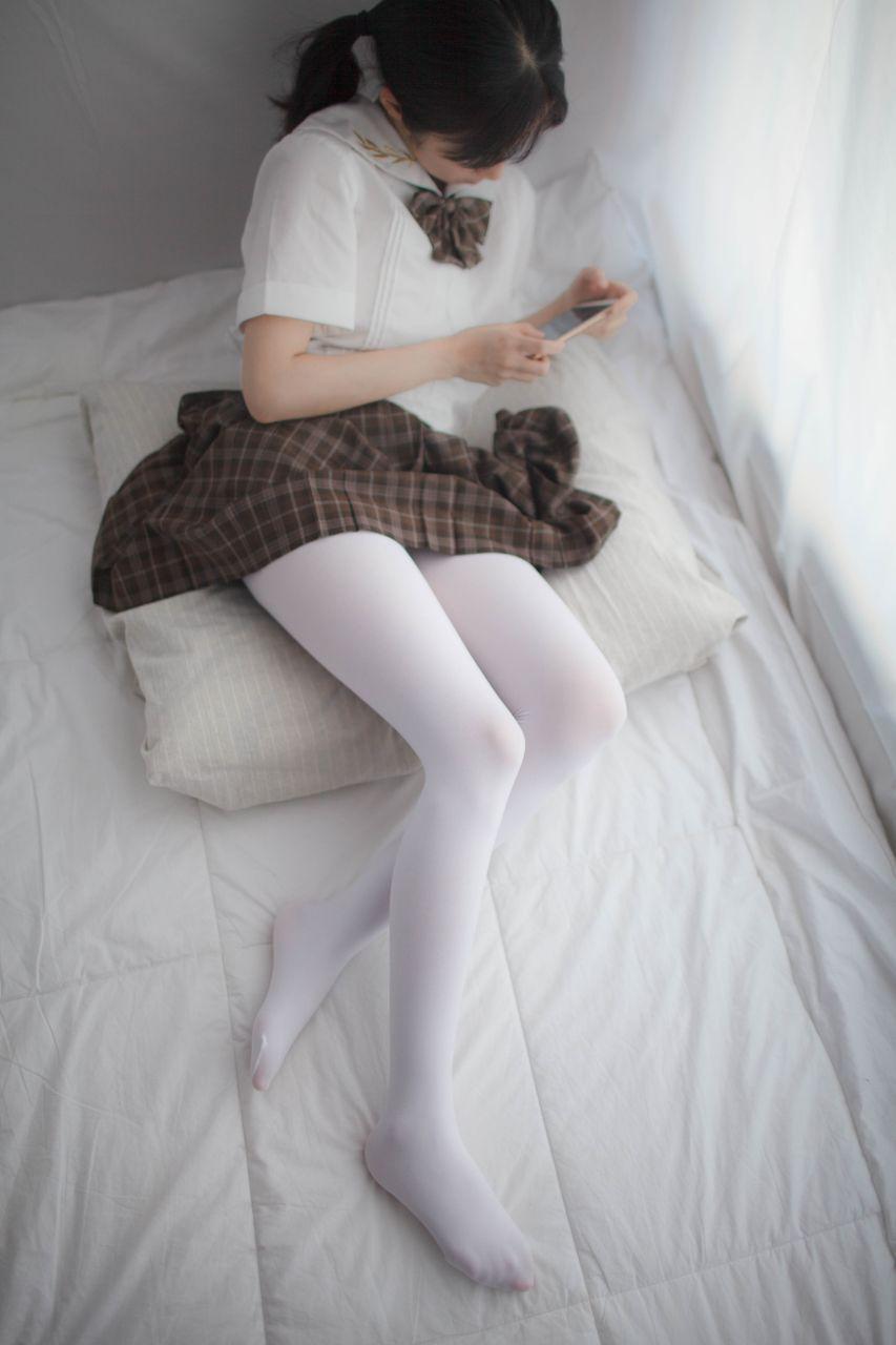 少女秩序 VOL.007 格子短裙的诱惑 兔玩映画 第13张