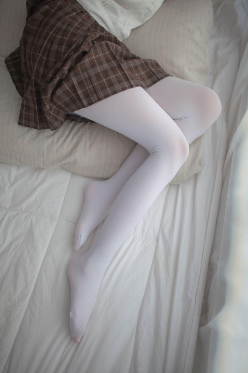少女秩序 VOL.007 格子短裙的诱惑 兔玩映画 第18张