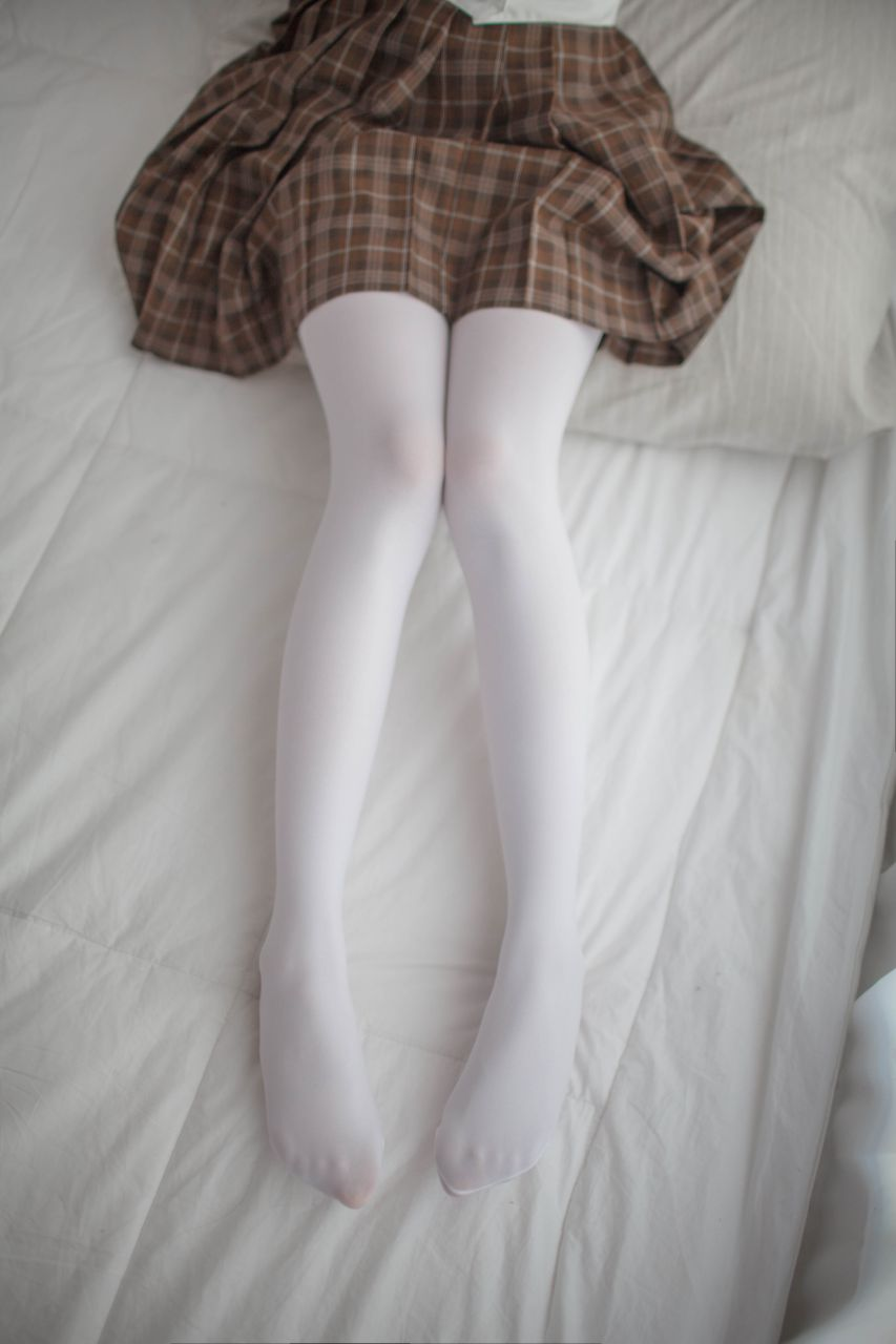 少女秩序 VOL.007 格子短裙的诱惑 兔玩映画 第19张
