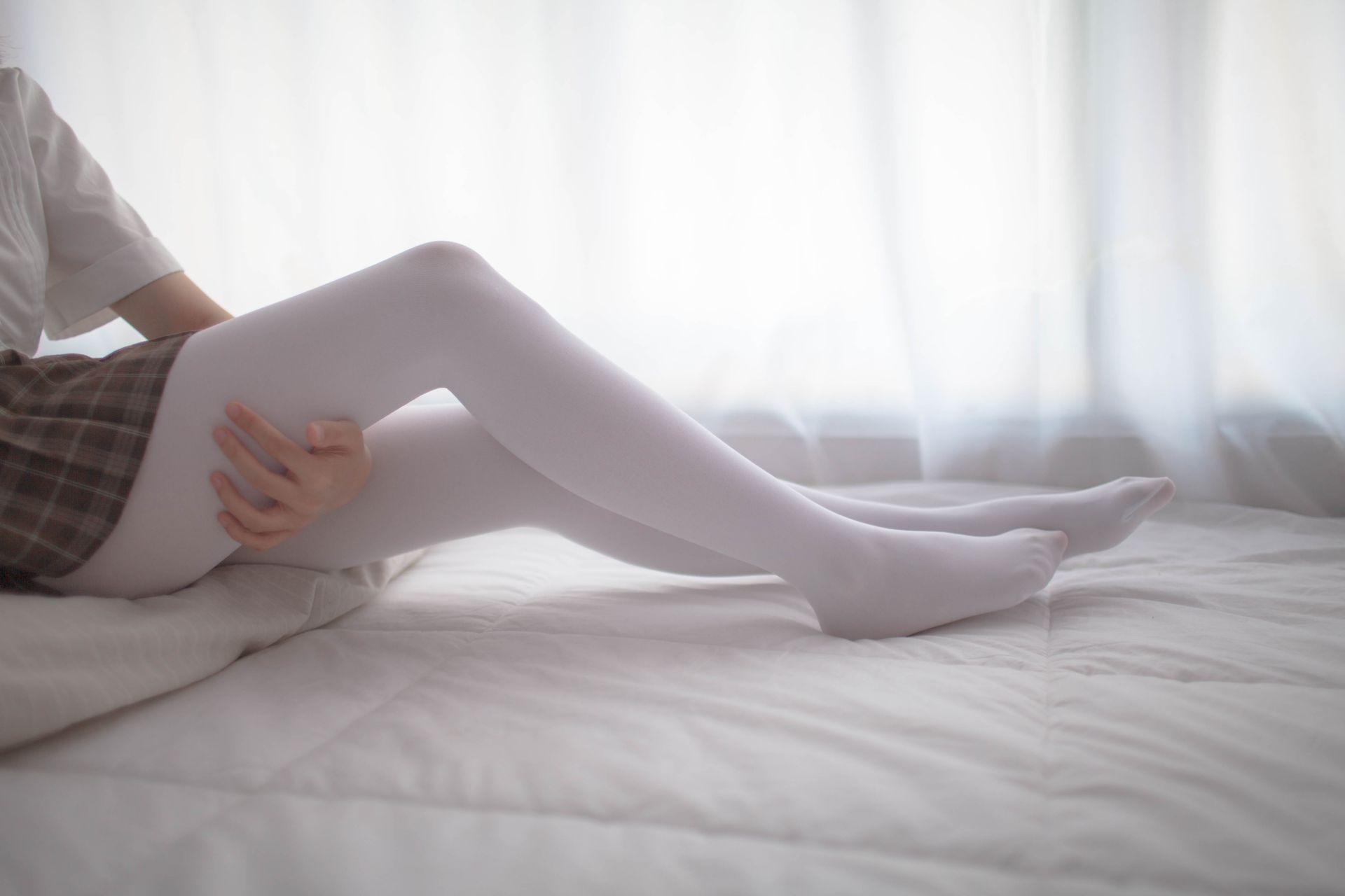 少女秩序 VOL.007 格子短裙的诱惑 兔玩映画 第20张
