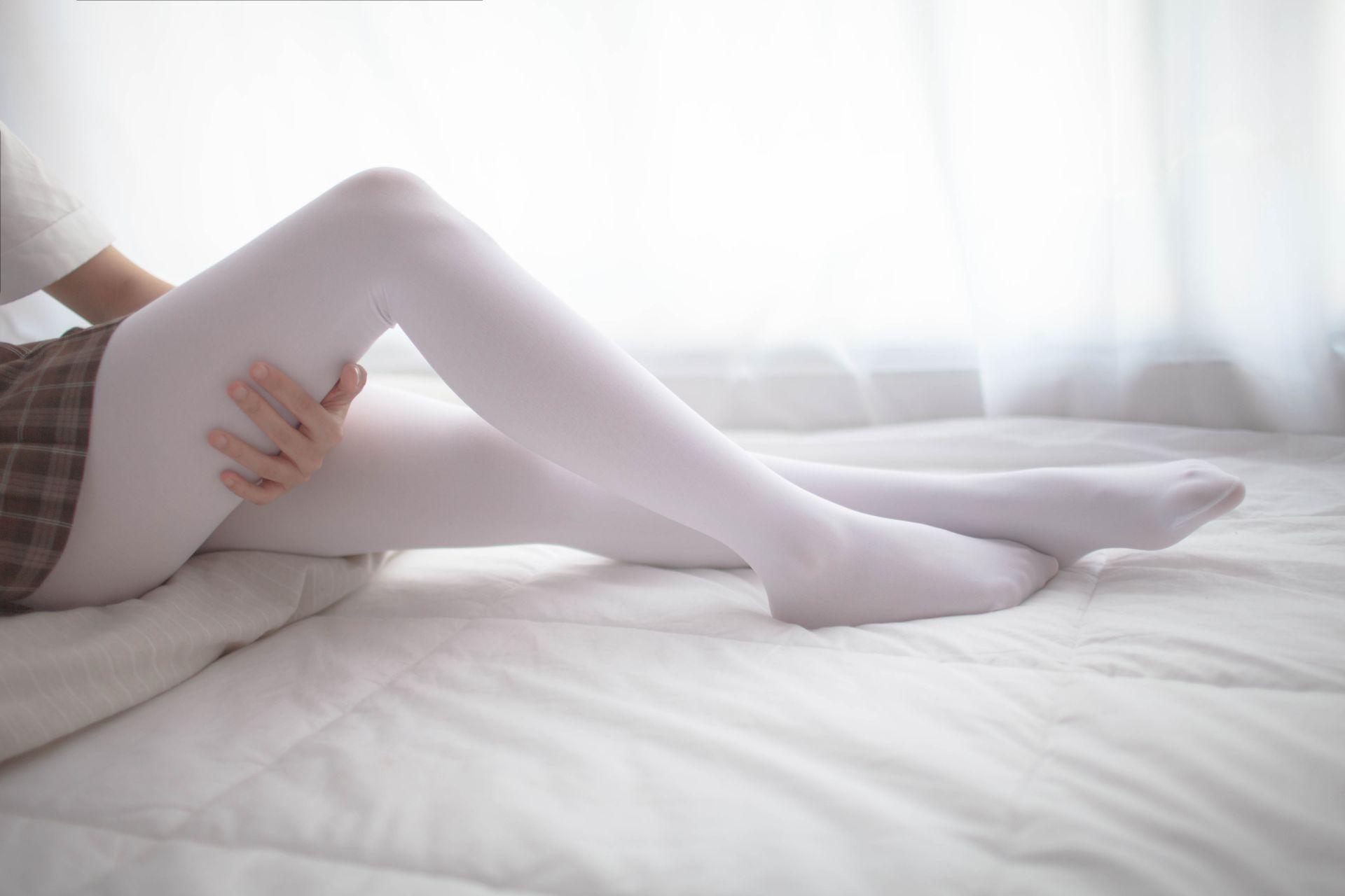 少女秩序 VOL.007 格子短裙的诱惑 兔玩映画 第21张
