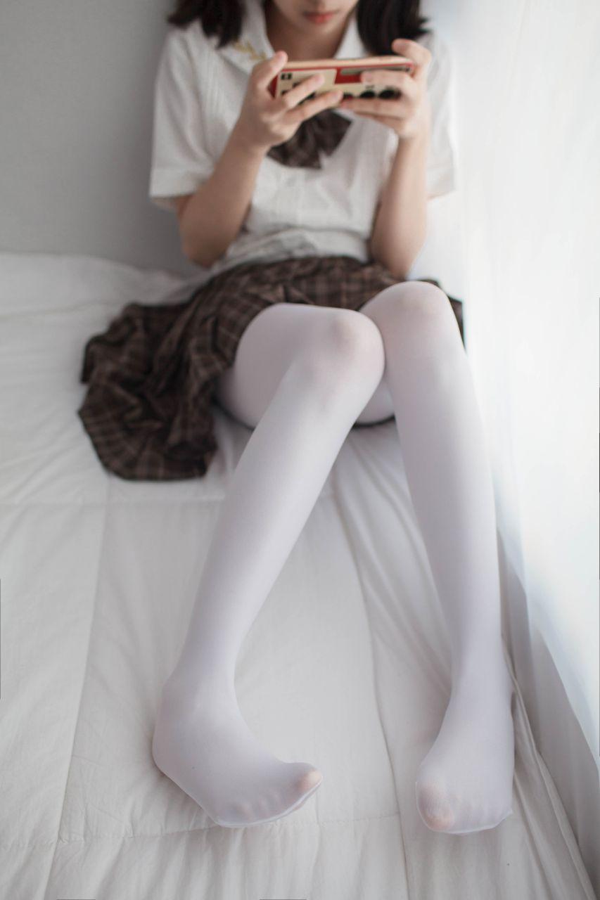 少女秩序 VOL.007 格子短裙的诱惑 兔玩映画 第31张