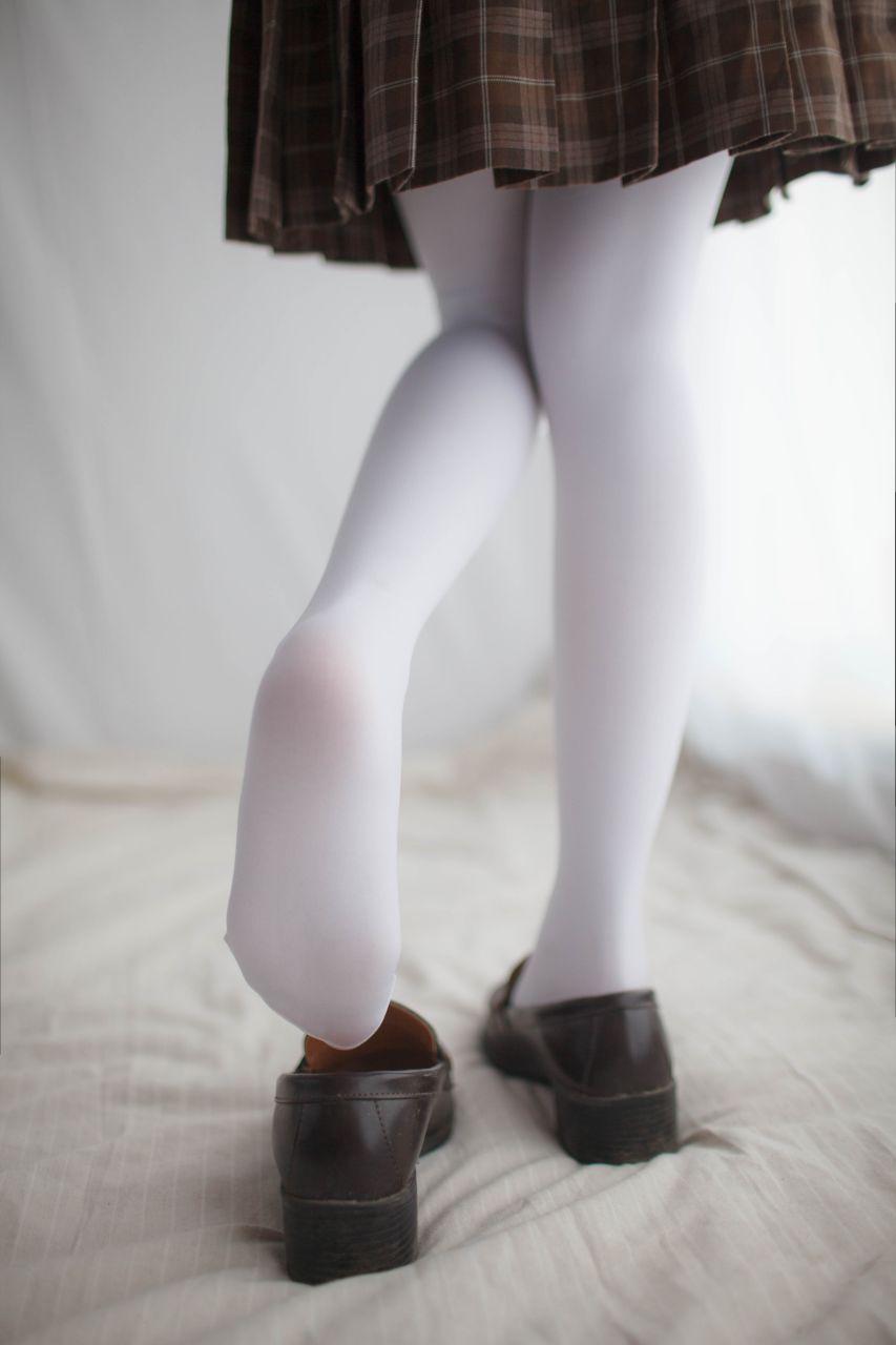 少女秩序 VOL.007 格子短裙的诱惑 兔玩映画 第34张