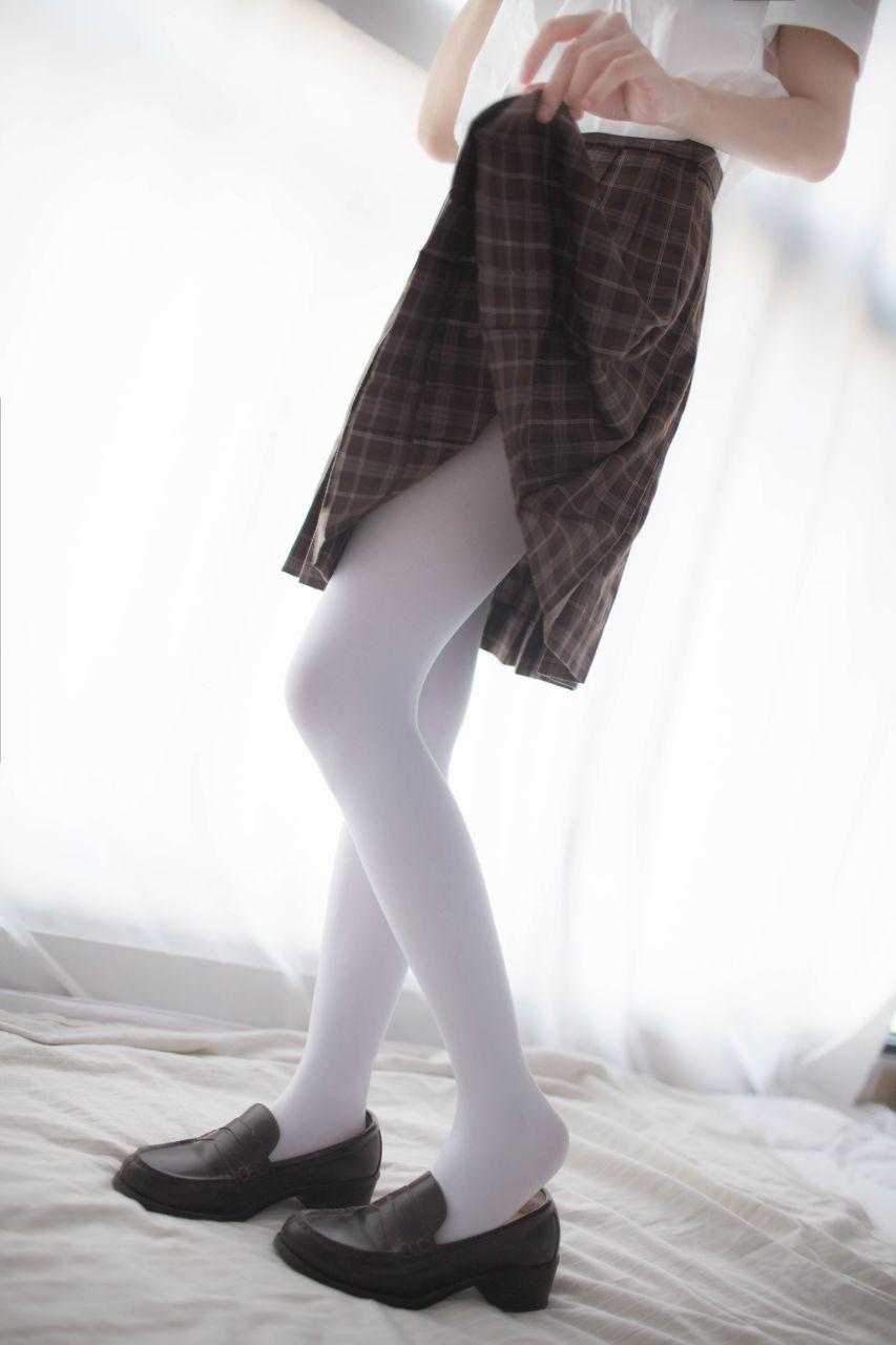 少女秩序 VOL.007 格子短裙的诱惑 兔玩映画 第35张