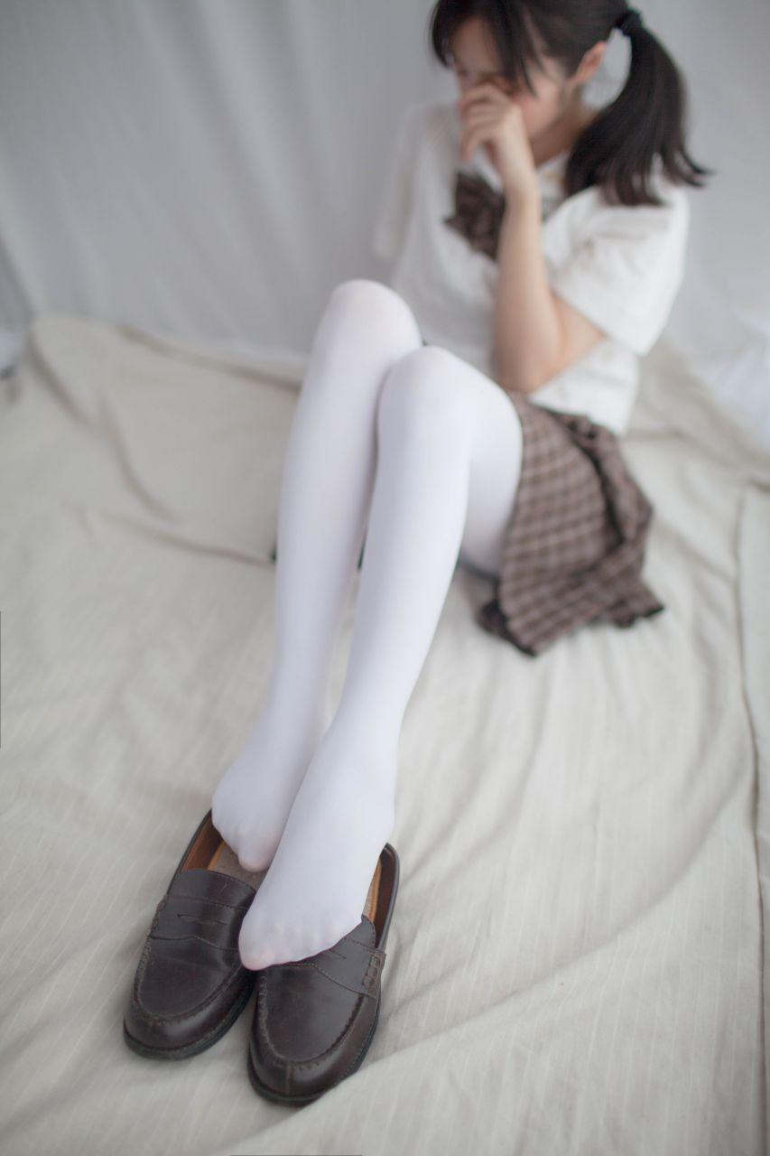 少女秩序 VOL.007 格子短裙的诱惑 兔玩映画 第40张