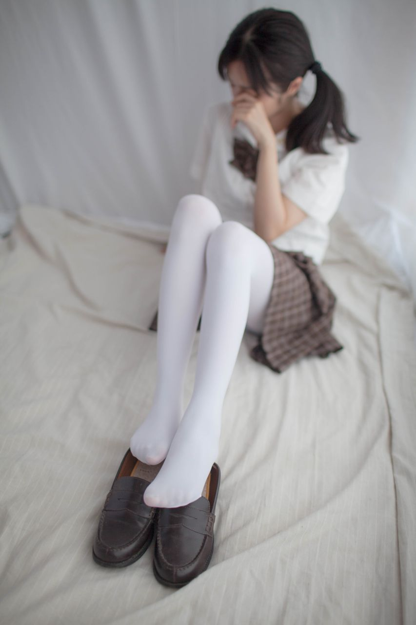 少女秩序 VOL.007 格子短裙的诱惑 兔玩映画 第41张