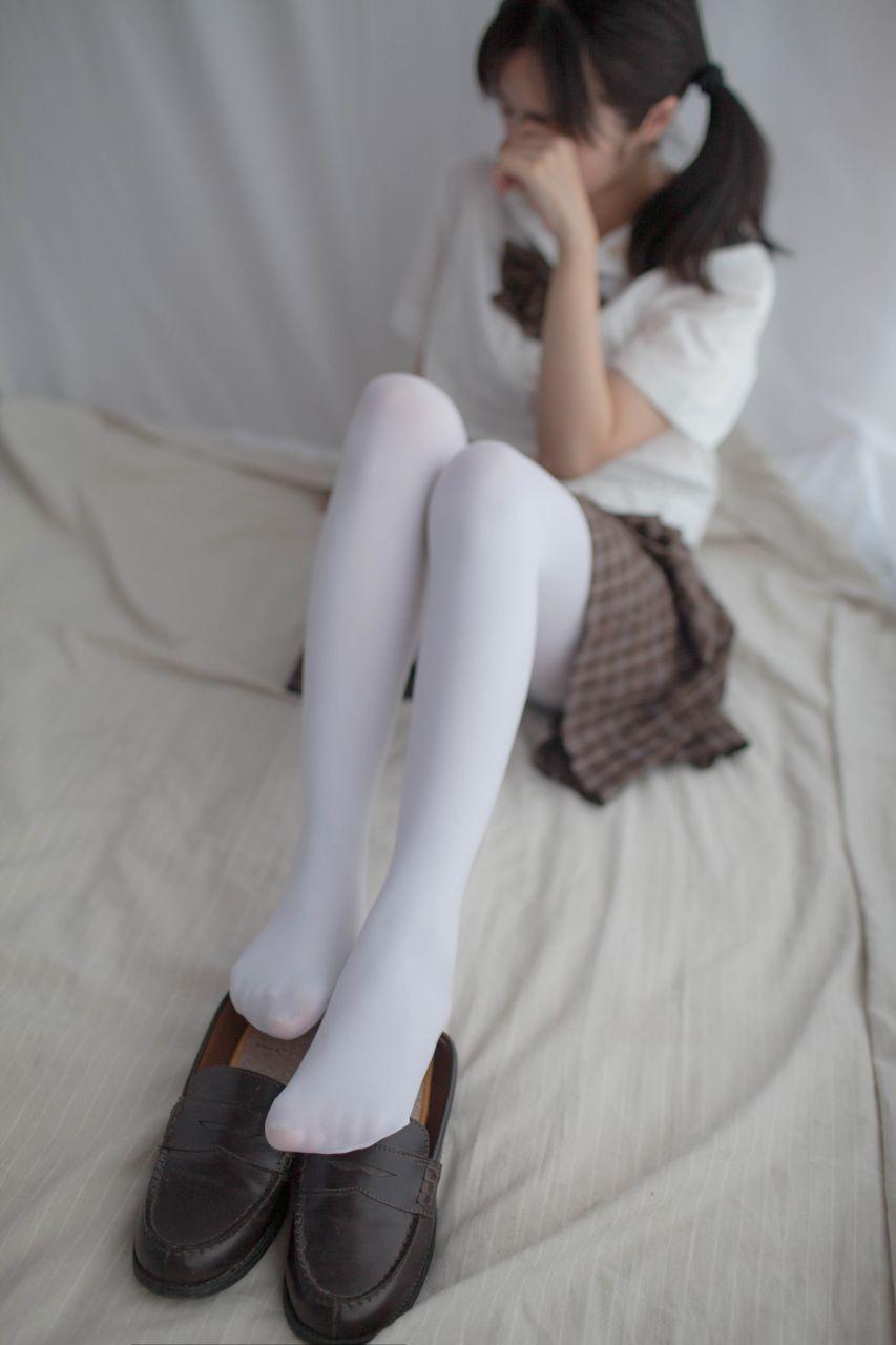 少女秩序 VOL.007 格子短裙的诱惑 兔玩映画 第42张