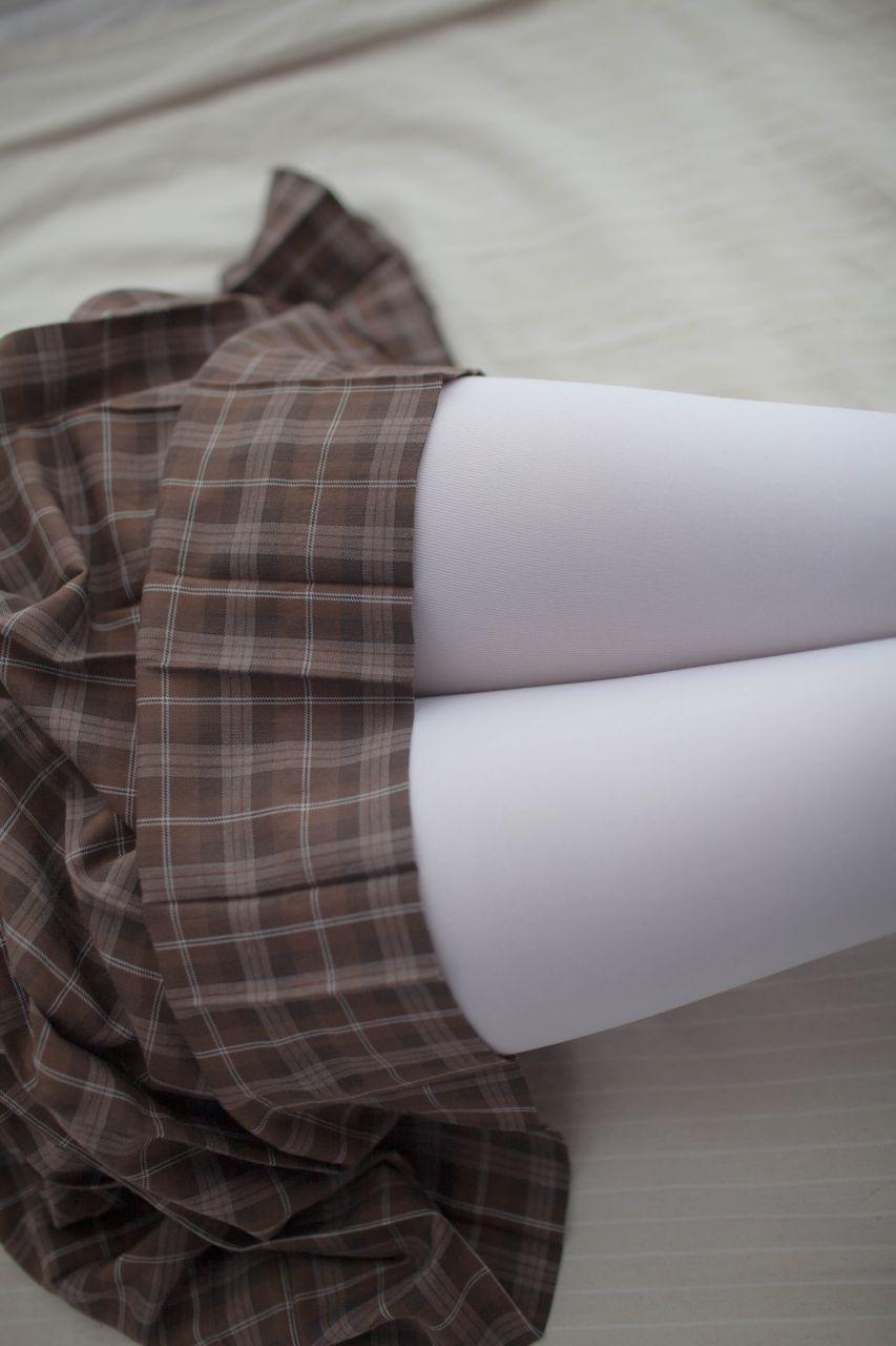 少女秩序 VOL.007 格子短裙的诱惑 兔玩映画 第44张