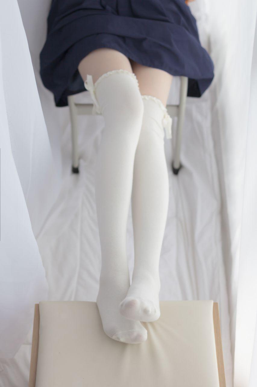 少女秩序 VOL.008 白丝长筒袜 兔玩映画 第4张