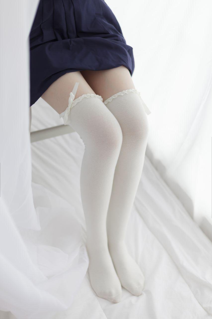 少女秩序 VOL.008 白丝长筒袜 兔玩映画 第16张
