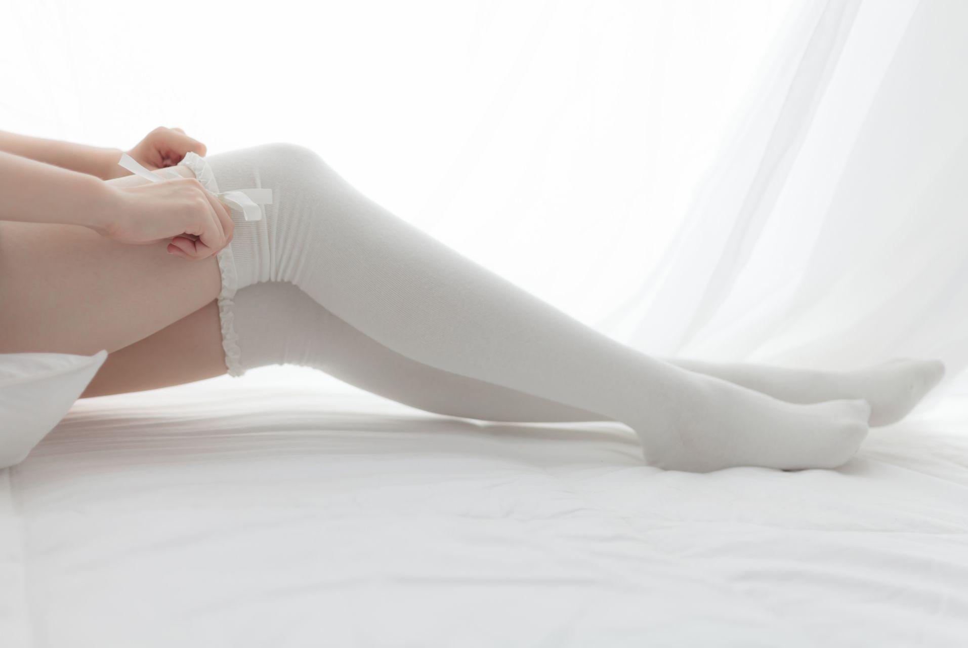少女秩序 VOL.008 白丝长筒袜 兔玩映画 第32张